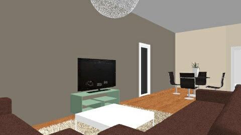 Idea - Bedroom - by Lena_Alderdice