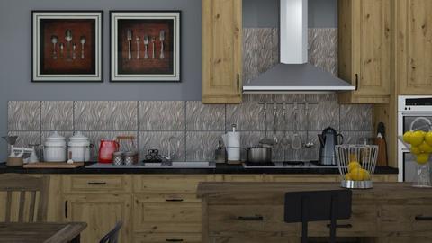 IP Artisan Kitchen Tahoe8 - by Teri Dawn