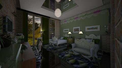 Inquilino s2 - Kids room - by Maria Helena_215