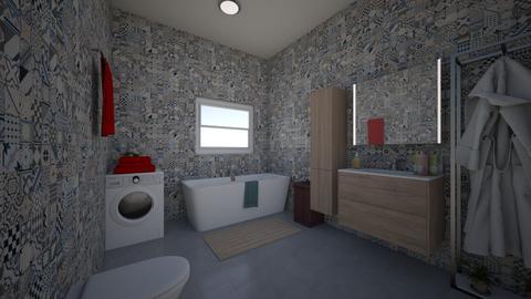My bathroom - Bathroom - by maria m
