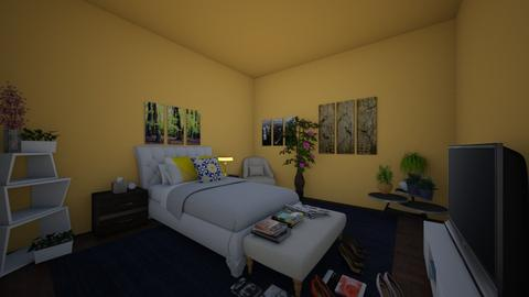 bedroom - Modern - Bedroom - by Diy the day