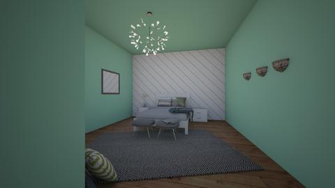 Greene garden room - Bedroom - by Jayox0808080