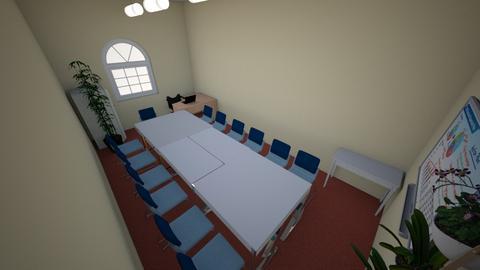 phonghoc_ dayhoc - Office - by daicadoibung
