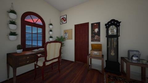 Jordans_Office - Office - by AlexiiisNiicole