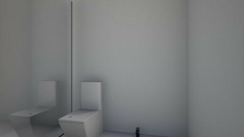 banheiro - Bathroom - by AmandaLibardi