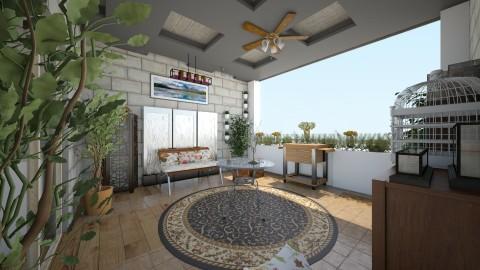 Panama - Modern - Garden - by zulay290