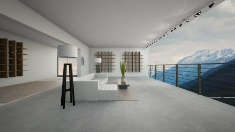 Living Room 2 - Modern - Living room - by eliJ
