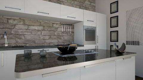 Bla - Modern - Kitchen - by Trux
