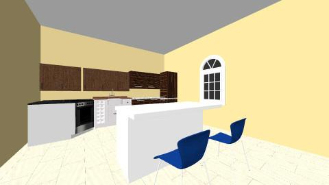 La cocina - Modern - Living room - by AzulBlue