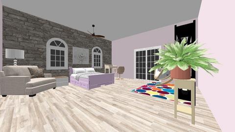mine - Bedroom - by puffycloud09