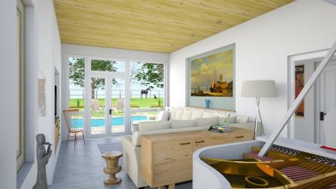 Marlboro Living Room - Living room - by russ