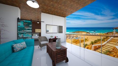 ibiza living - Living room - by ANP0908