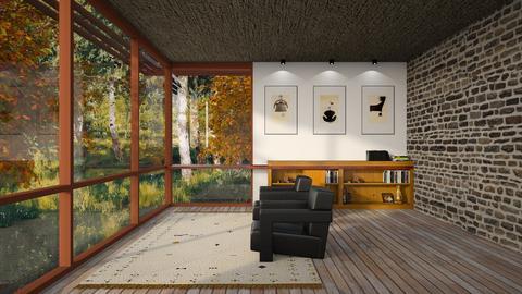 Corner office - by dwark