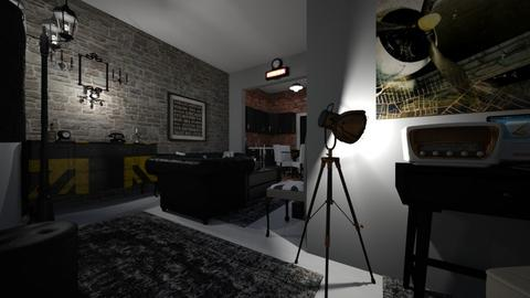 My home  - Vintage - by kostis kkkk