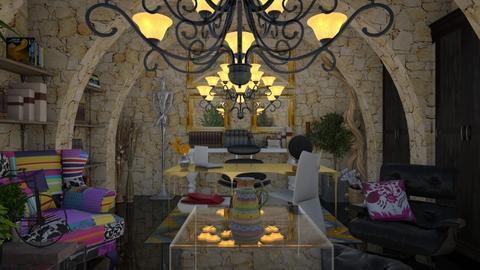 Boho Workplace By Luzma - Office - by LuzMa HL