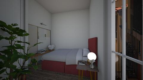 Casa315Bedroom - Eclectic - Bedroom - by nickynunes
