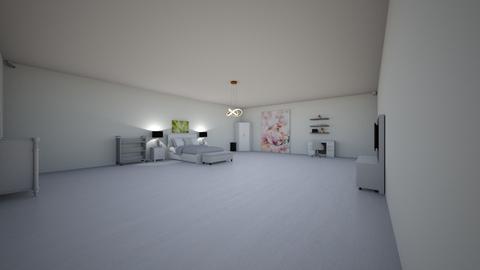 Corinne Master Bedroom - Bedroom - by Wren2008