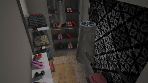 gardrobe - Living room - by Melcsi30