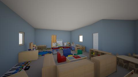 Final Assignment - Kids room - by TNGJZEWLNCHRCWBXYRHDRXEPYAEUCYR