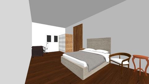 Default table only - Minimal - Bedroom - by ejsrestrella