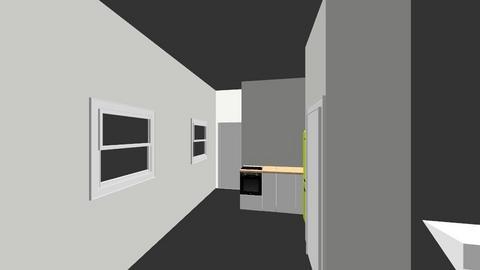 200 W 85 Fl 1 - Living room - by jx2010