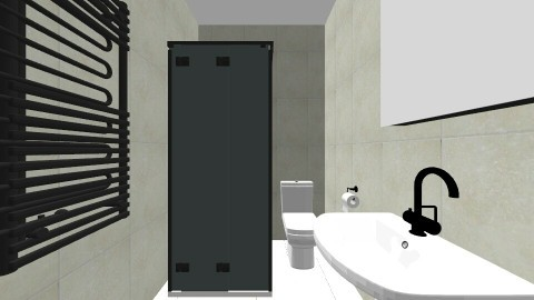 shower - Classic - Bathroom - by jpyefinch