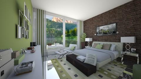 Fresh Nights - Modern - Bedroom - by MonA13
