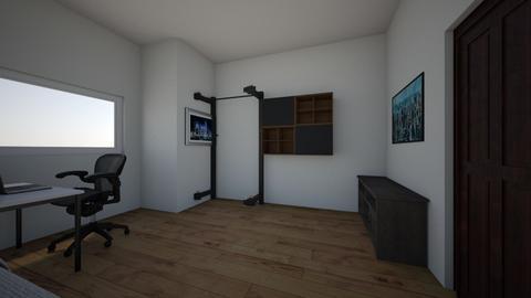 my bedroom - Bathroom - by roboro