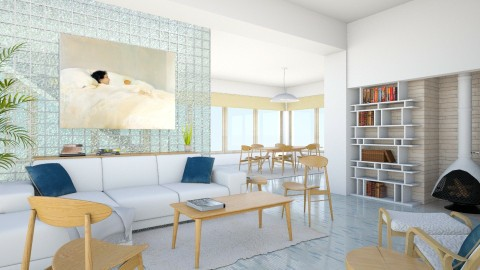 Sorolla - Modern - Living room - by russ