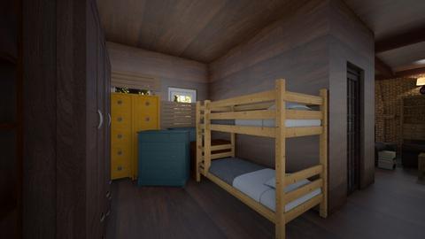 Zombie Defense  2 - Bedroom - by SammyJPili