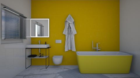 Love yellow - Minimal - Bathroom - by Cartell