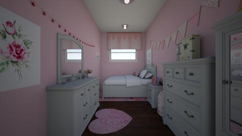 TrendyFairylightTeenageGi - Feminine - Bedroom - by jade1111