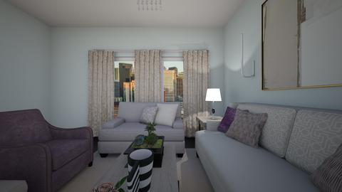 LaDawn - Living room - by hmgrl