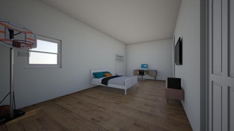 Nylas bedroom  - Modern - Bedroom - by imaballerrrrr22