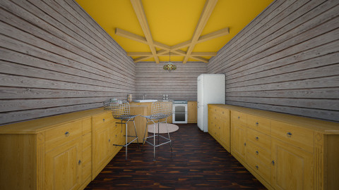 quintin - Rustic - Kitchen - by qlyman