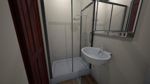 trabajo maira - Bathroom - by Maira Hernandez