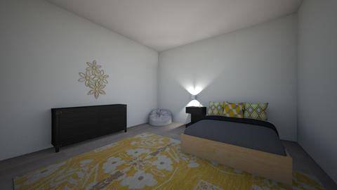 FACS project - Bedroom - by 24broadmicl