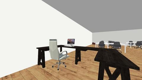 Zachs Classroom - Office - by Zach Cesar