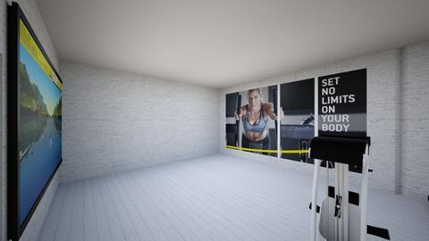podval4444 - Modern - Office - by ulyan