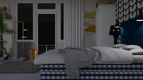 Goodnight Sleep Well - Modern - Bedroom - by HenkRetro1960