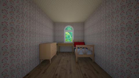 wdada - Bedroom - by scourgethekid