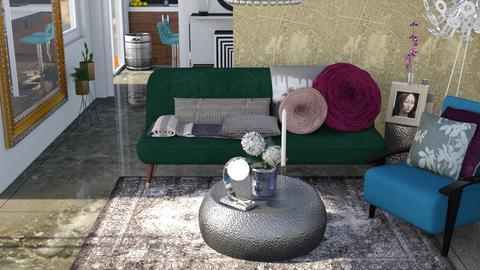 Rossita - Living room - by Tree Nut