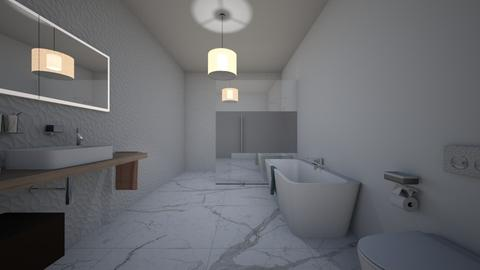 iodsafoi - Bathroom - by MaluBS