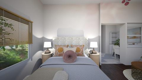 Maya Bed 5G - Bedroom - by puckermate1