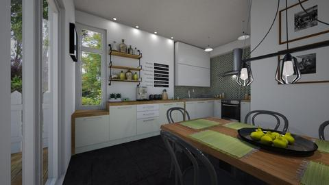 Dream kitchen - Kitchen - by Tuitsi