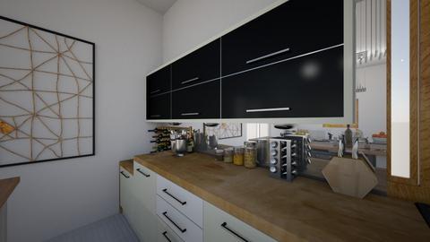 idk a kitchen - Kitchen - by allysonnroberts