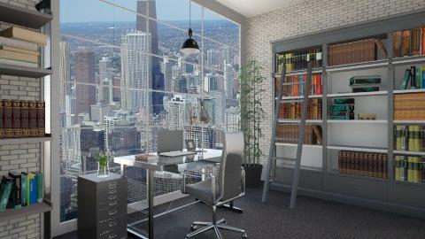home office - Modern - Office - by XValidze
