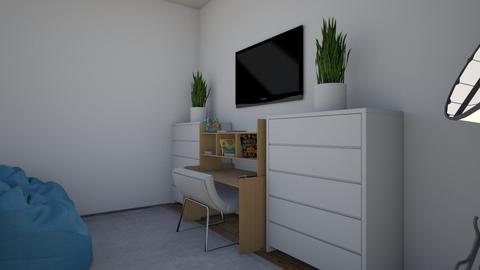 Love Simon like room - Minimal - Bedroom - by Gabriellamezta