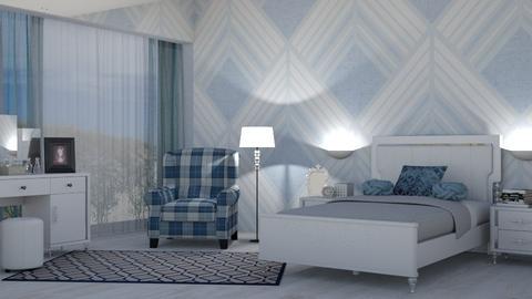 M_ Celestia - Bedroom - by milyca8
