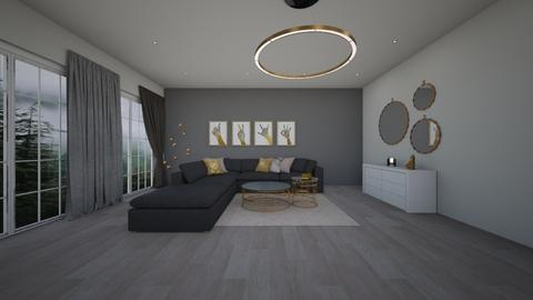 room - Living room - by jouana